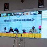 Persiapan Evaluasi Mandiri SPBE, Sekda drg Ninik Pimpin Rapat Daring